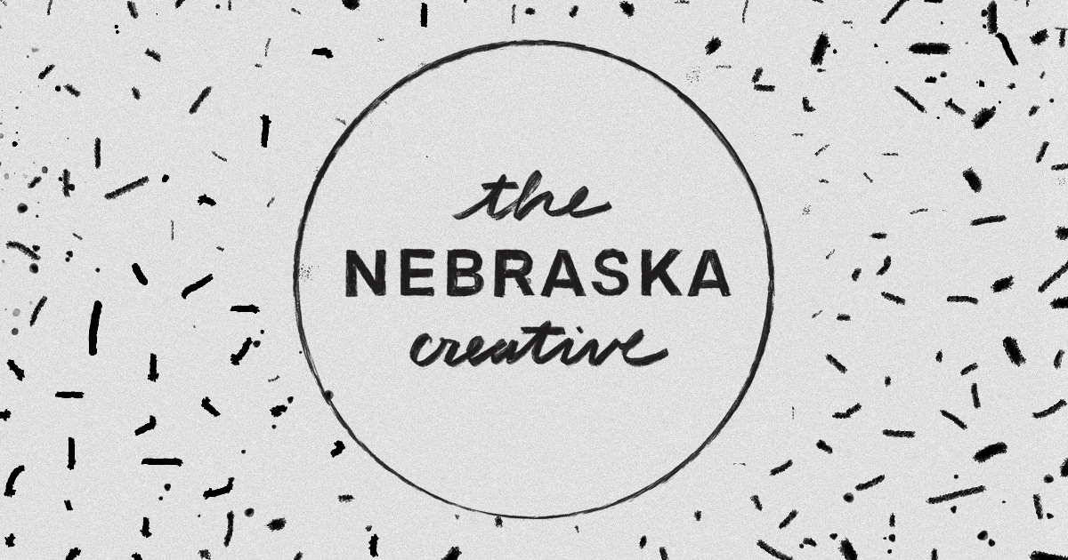 The Nebraska Creative Title Card